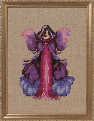 Monkshood - Cross Stitch Pattern