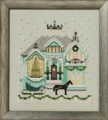Coffe House, The - Cross Stitch Pattern